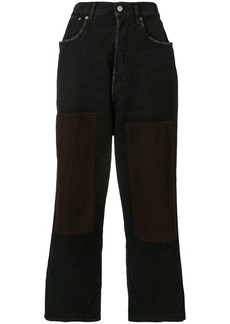 Golden Goose wide leg corduroy trousers