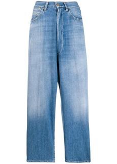 Golden Goose wide leg denim jeans