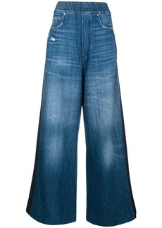 Golden Goose wide-leg jeans