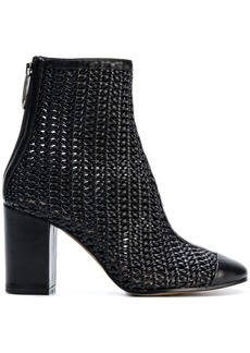 Golden Goose woven ankle boots