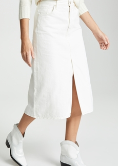 GOLDSIGN Pearl The A Skirt