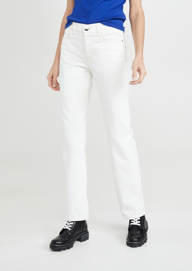 GOLDSIGN The Nineties Boot Cut Jeans