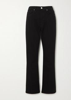 Goldsign Net Sustain The High Rise Slim-leg Jeans