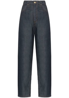 Goldsign The Curved tapered jeans