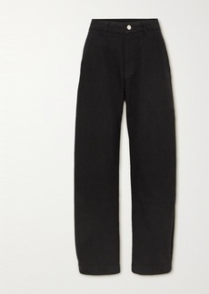 Goldsign The Low Curve High-rise Tapered Jeans