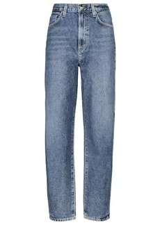Goldsign The Palmer high-rise tapered jeans