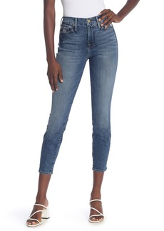 Good American Good Legs Ripped Crop Skinny Jeans (Regular & Plus Size