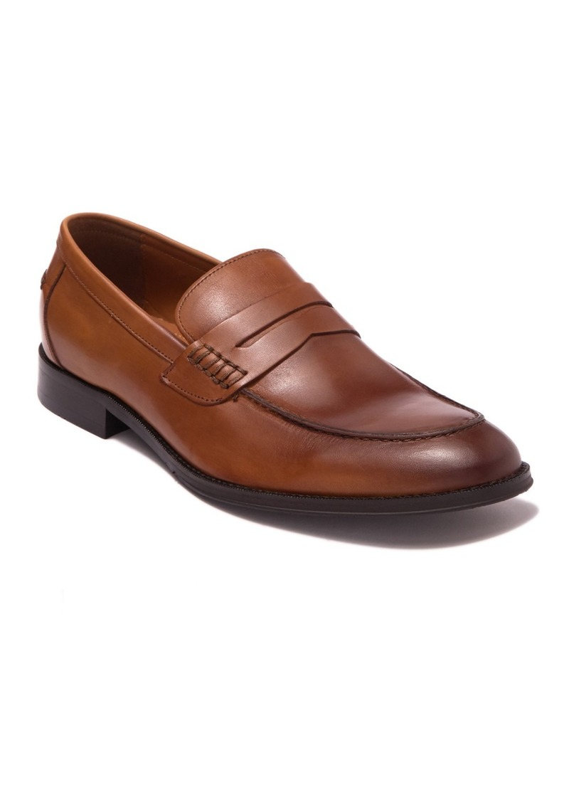 Gordon Rush Cory Leather Penny Loafer