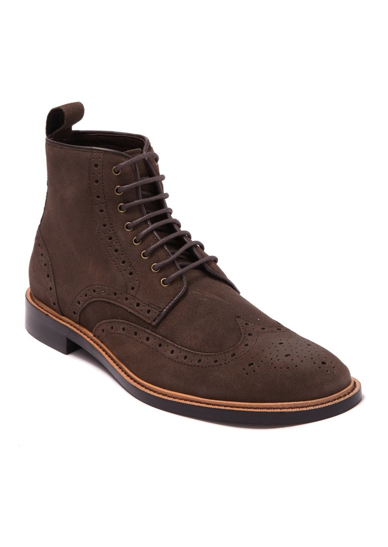 Gordon Rush Dwayne Leather Wingtip Boot
