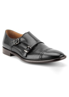 Gordon Rush Corbett Cap Toe Double Strap Monk Shoe (Men)