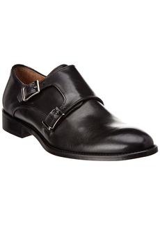 Gordon Rush Italy Leather Double Monk