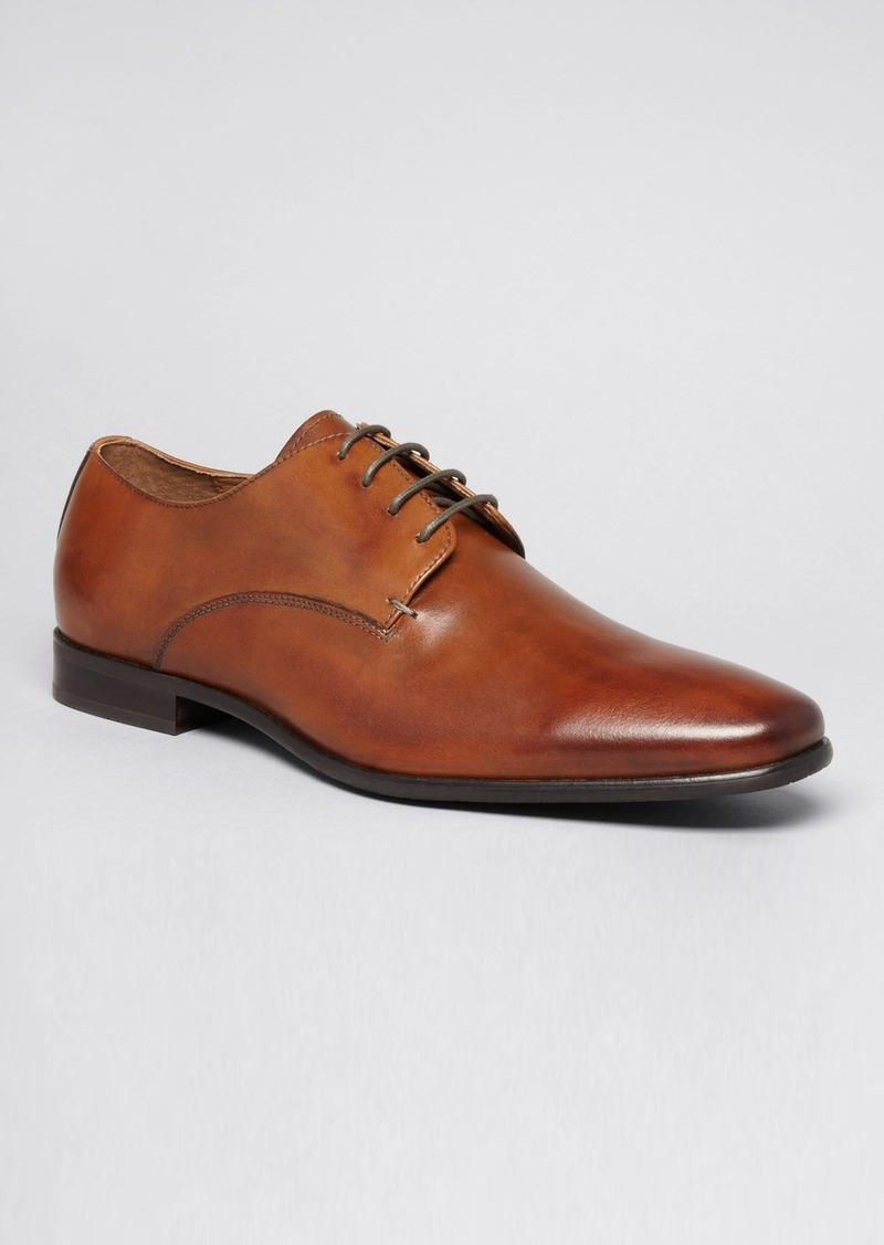 Gordon Rush Men's Manning Leather Plain Toe Derbys