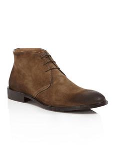Gordon Rush Men's Jamison Suede Chukka Boots