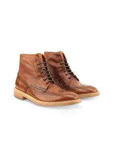 Gordon Rush Men's Max Lace Up Wingtip Boots