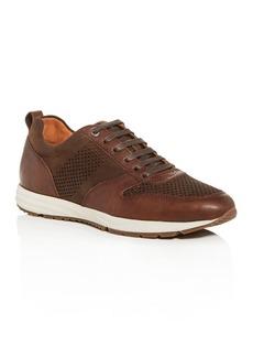 Gordon Rush Men's Rubin Leather & Suede Low-Top Sneakers
