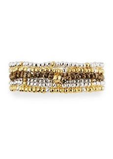 Gorjana Acacia Delicate Mixed Bracelets  Set of 5