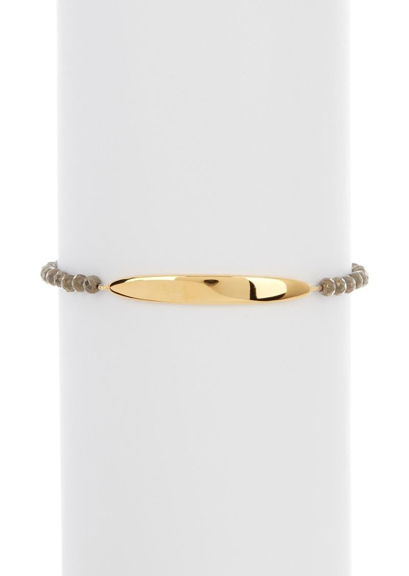 Gorjana Bespoke Pyrite Adjustable Bracelet
