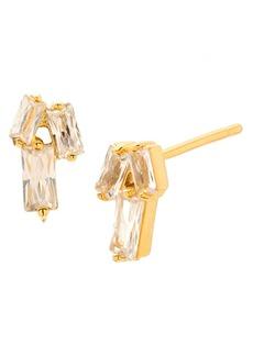 gorjana Amara Cubic Zirconia Stud Earrings