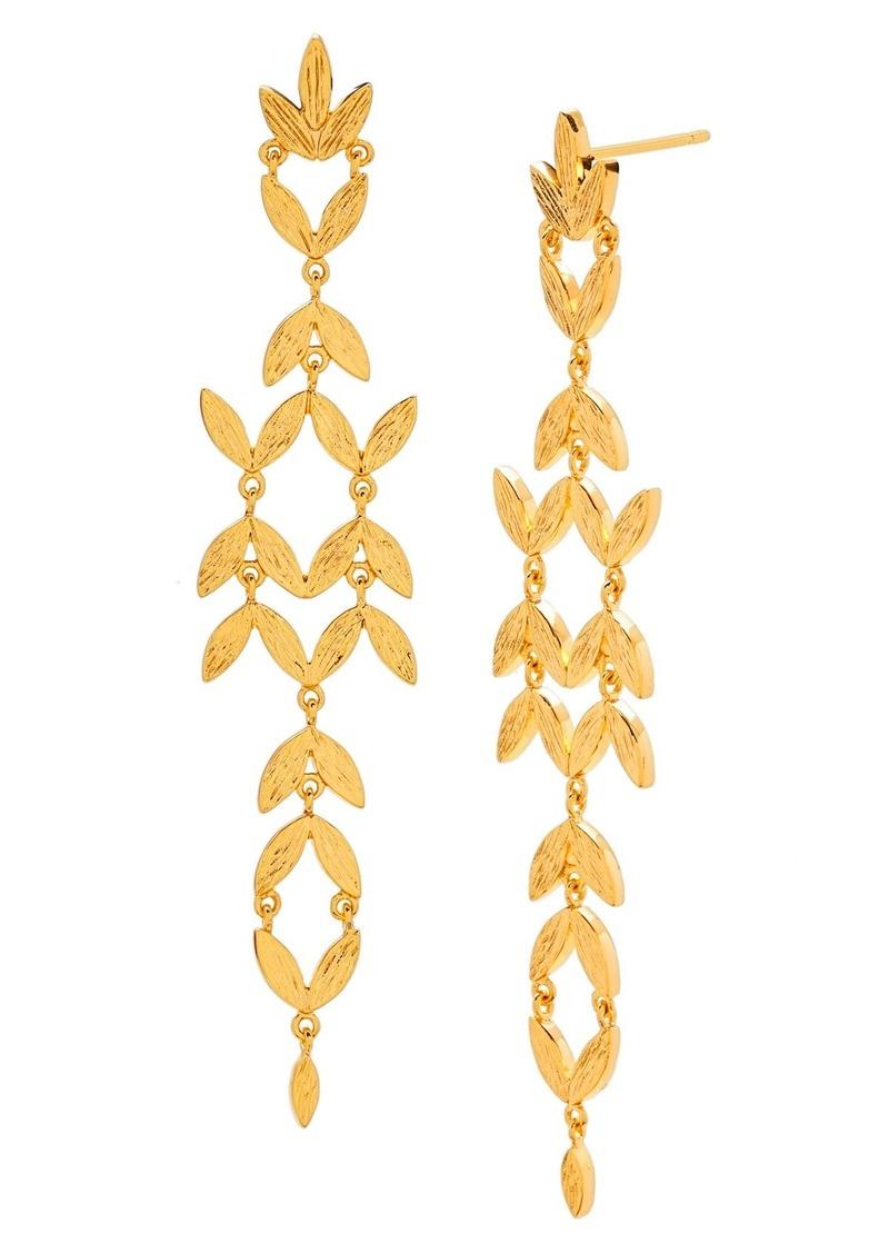 gorjana Anthea Drop Earrings