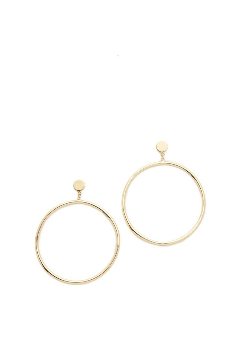 gold products beck earrings beaded jewelry circular anna circle drop rgb