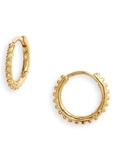 gorjana Bali Huggie Hoop Earrings