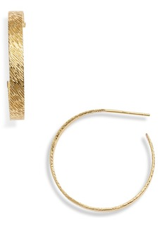 gorjana Bryce Hoop Earrings