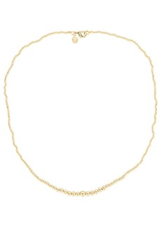 gorjana Canyon Beaded Necklace