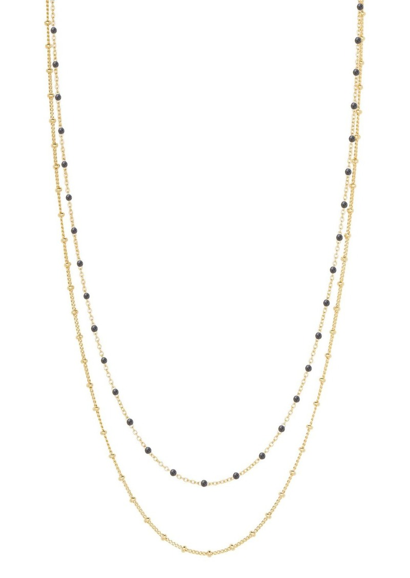 Gorjana Capri Layered Necklace