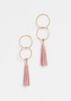 Gorjana Carmen Tassel Earrings
