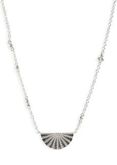 gorjana Costa Pendant Necklace