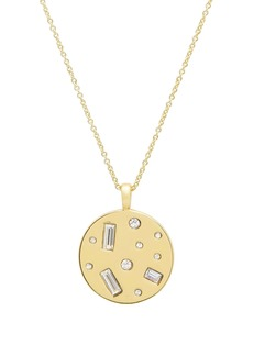 gorjana Desi Coin Pendant Necklace