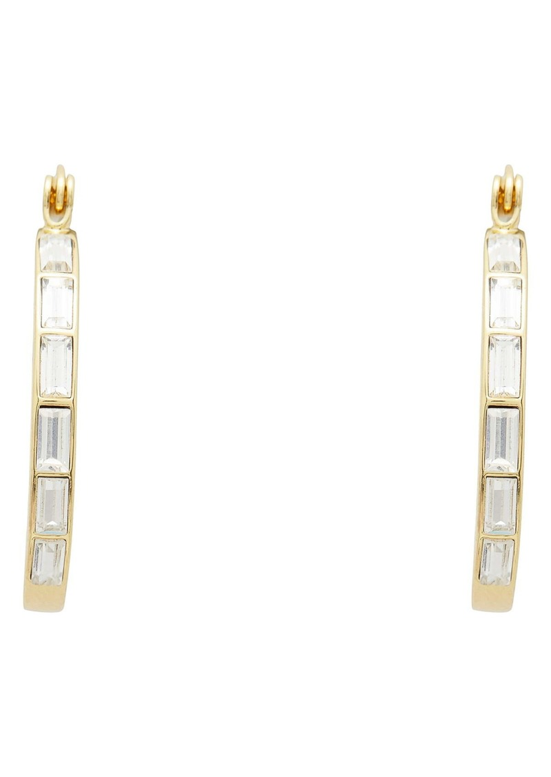 gorjana Desi Inside-Out Hoop Earrings