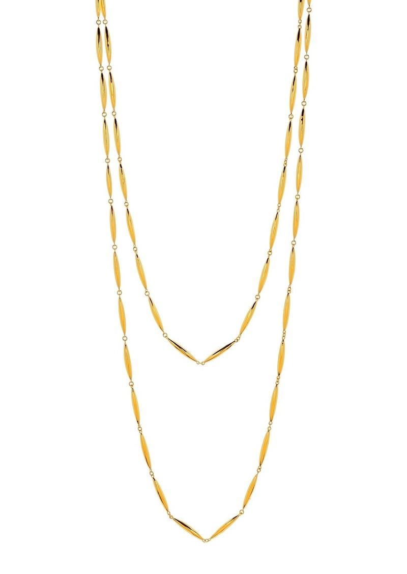 gorjana 'Emma' Strand Necklace