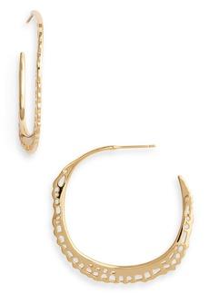 gorjana Gia Hoop Earrings