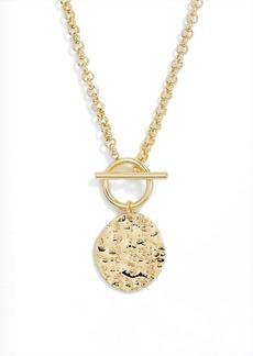 gorjana Hadley Toggle Necklace