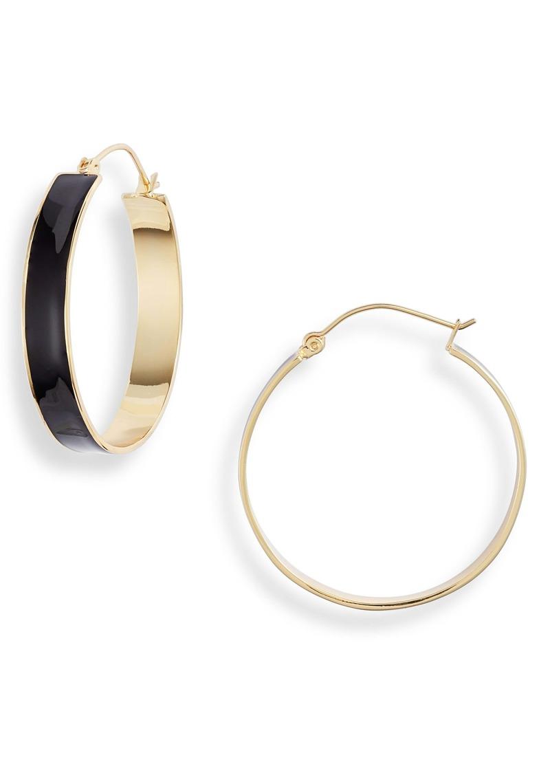 gorjana Jax Hoop Earrings