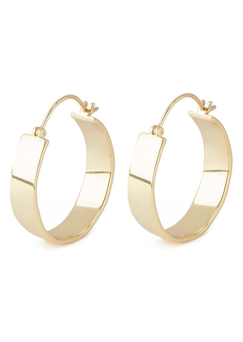 gorjana Jax Small Hoop Earrings