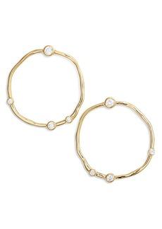 gorjana Josslyn Hoop Earrings