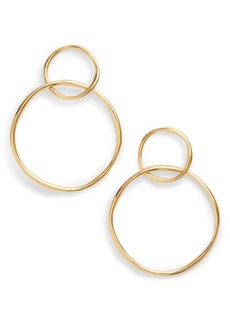 gorjana Kellen Linked Drop Earrings