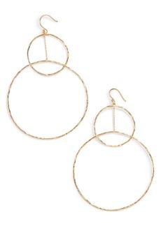 gorjana Large Drop Earrings