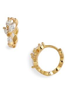 gorjana Lena Huggie Hoop Earrings