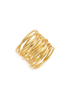 gorjana 'Lola' Coil Ring