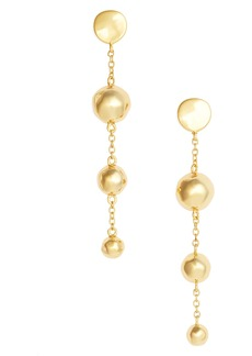 gorjana Makena Tiered Drop Earrings