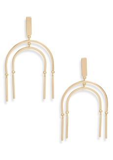 gorjana Montecito Bar Mobile Earrings