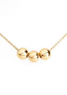 gorjana Newport Beaded Necklace