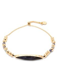 Gorjana Palisades Adjustable Bar Bracelet