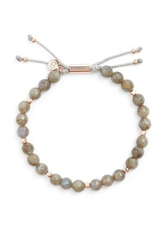 gorjana Power Bead Adjustable Bracelet