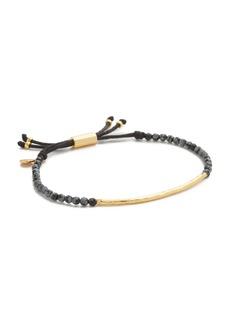 Gorjana Power Gemstone Bracelet for Courage