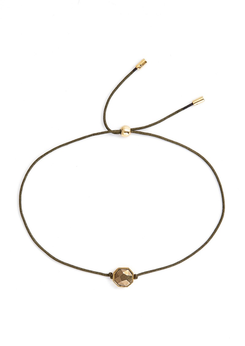 gorjana Power Gemstone Cord Bracelet