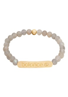 gorjana Power Gemstone Tag Labradorite Bracelet